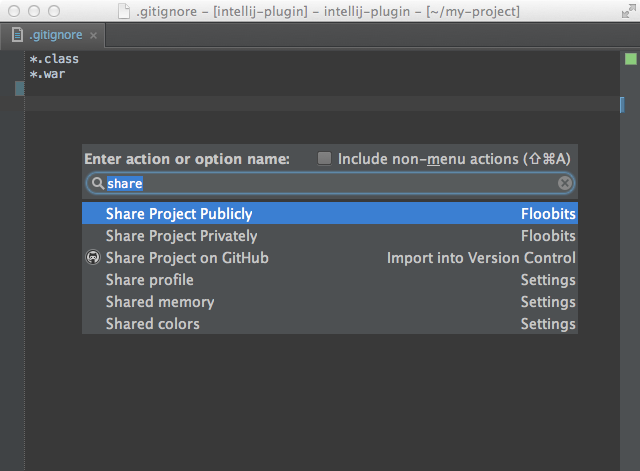 Floobits: Plugin Help: IntelliJ IDEA